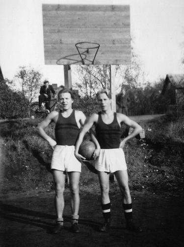 Suomalainen koripallo